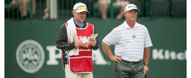 Craig Bollman talks about caddying for Sonny Skinner