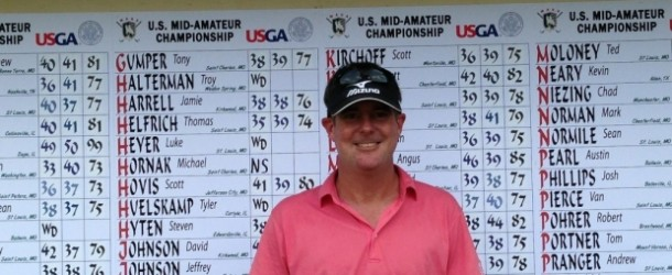 Ted Moloney Returns to US Mid Amateur