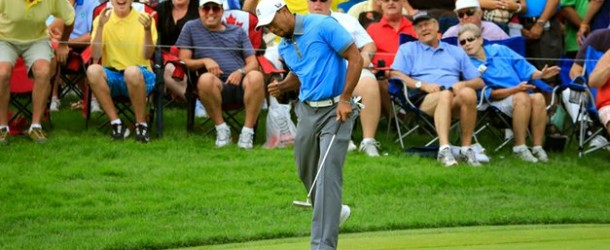 Tiger Goes Low, PGA Championship Tee Times Announced