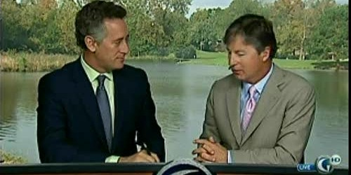 Chamblee Addresses Situation with Tiger on Golf Central