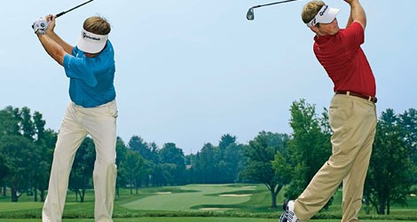 Audio – Mike Bennett of Stack and Tilt talks the golf swing