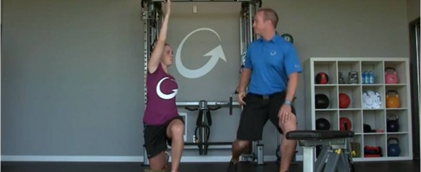 Audio – Jeff Pelizzaro of Elevated Performance talks Golf Fitness