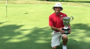 Teddy Jones Wins 24th Metropolitan Amateur Championship