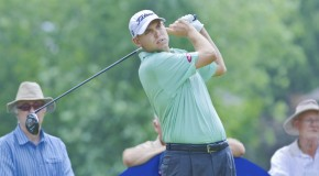 Justin Rose and Bill Haas share lead after 36 at Bay Hill