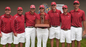 Alabama Wins SEC Men's Championship
