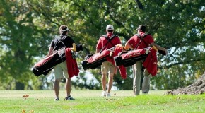 UMSL Men's Golf Leads GLVC Championship