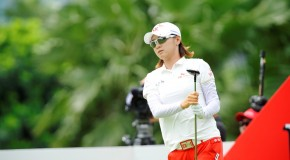 Na Yeon Choi at Kraft Nabisco Championship