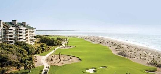 Charleston Golf Scene