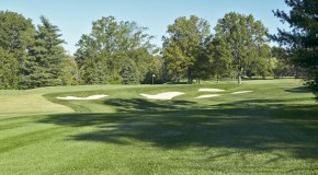 Key Holes in 2013 Senior PGA Championship